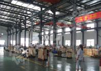 生产中的江苏scb10干式变压器